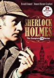 Sherlock Holmes: The Complete Series [DVD] [1955] [Region 1] [US Import] [NTSC]