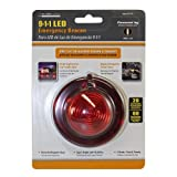 FlareAlert 9.1.1R Red LED Safety Light