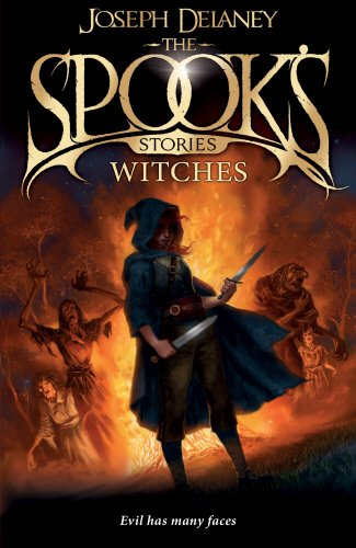 The Spook's Stories: Witches (The Wardstone Chronicles)