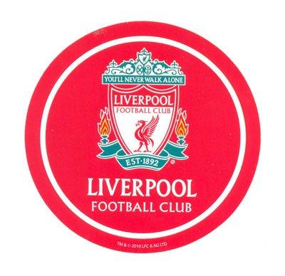 Liverpool FC Window Sticker – Football Gifts