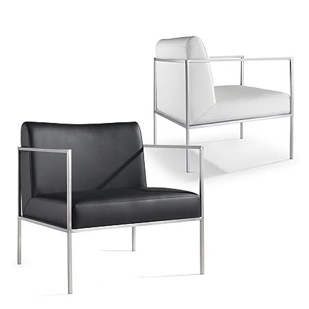Sillón Lounge VERI-Negro-Unica