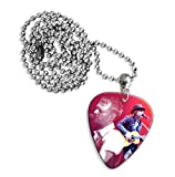Radiohead Thom Yorke (WK) Live Performance Guitar Pick Necklace
