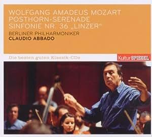 "KulturSPIEGEL - Die besten guten Klassik-CDs: Posthorn-Serenade, Sinfonie Nr.36 ""Linzer"""