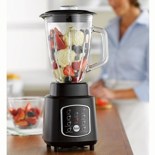 Food Network Blender 9-Speed Touch Pad