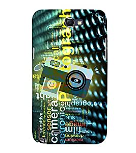Photography Camera Art 3D Hard Polycarbonate Designer Back Case Cover for Samsung Galaxy Note i9220 :: Samsung Galaxy Note 1 N7000