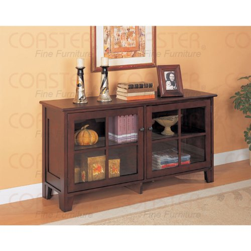 Cheap Nice Mahogany Console Table – Coaster Co. (B003XRBO4I)
