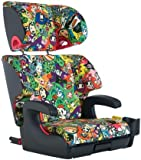 Clek Oobr Special Edition Tokidoki Full Back Booster Seat, All Over