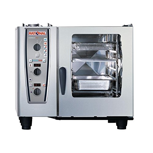 Rational Combimaster Heavy Duty Oven 61 Propane Gas Commercial Kitchen Restaurant Cafe