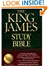 Holy Bible King James Version Study Bible (Burgundy)