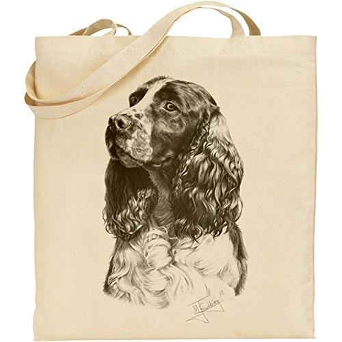 mike-sibley-springer-spaniel-cotton-natural-bag