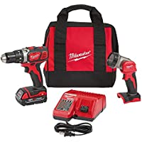 Milwaukee M18 18-Volt Lithium-Ion Cordless 1/2 in. Drill (2606-21L)