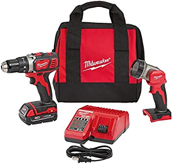 Milwaukee M18 18-Volt Lithium-Ion Cordless 1/2 in. Drill