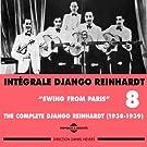 Int�grale Django Reinhardt, vol. 8 (1938-1939) - Swing from Paris