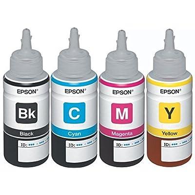 エプソン リフィルインク 4パックセット(T6641, T6642, T6643, T6644)