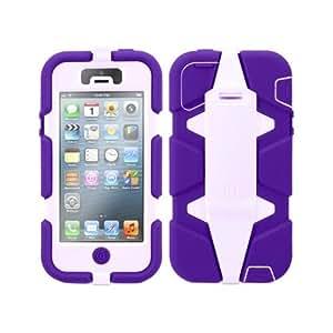 Griffin Survivor Housse pour iPhone 5 Lavande violet