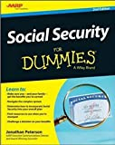 img - for Social Security For Dummies 2nd edition by Peterson, Jonathan (2015) Paperback book / textbook / text book