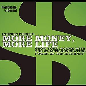 More Money, More Life Speech