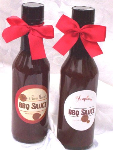Personalized Barbeque Sauces, Star