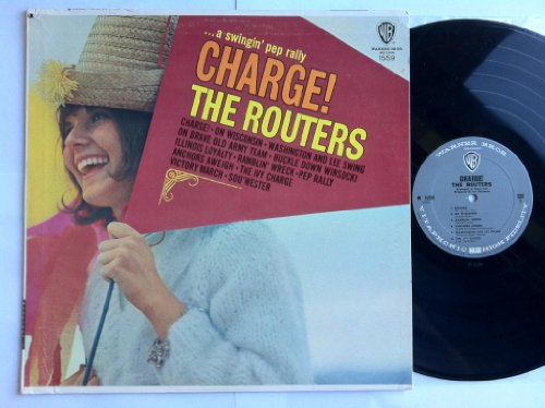 Charge! ... A Swingin' Pep Rally LP - WB - W 1559