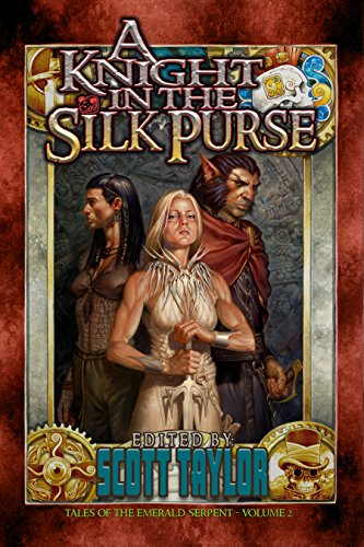 Julie Czerneda - A Knight in the Silk Purse: Ghosts of Taux (Tales of the Emerald Serpent Book 2)