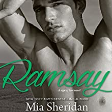 Ramsay: A Sign of Love Novel Audiobook by Mia Sheridan Narrated by Michelle Ferguson, Aaron Abano