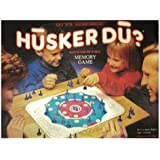 Vintage Husker Du? Board Game 1991 Version (Instructions in Spanish Written on Box) Also has instructions in English