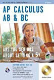 AP Calculus AB & BC, plus Timed-Exam CD-Software (Advanced Placement (AP) Test Preparation) (0738606286) by Levy, Norman