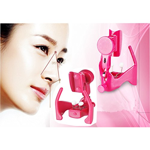 TFS Beauty nasal heighten orthotics nose lift nose lifter up Rose (Rose Lifter compare prices)