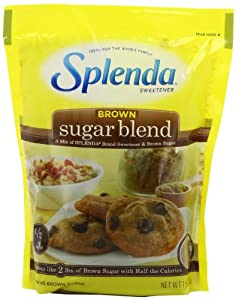 Splenda Brown Sugar Blend 16 Ounce Bag Pack