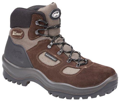Grisport Men's Zone Hiking Boot Brown CMG674 12 UK