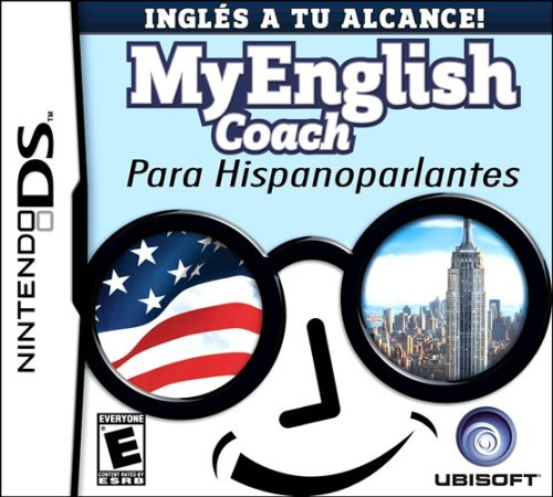 My English Coach - Spanish Edition - Nintendo DS - 1