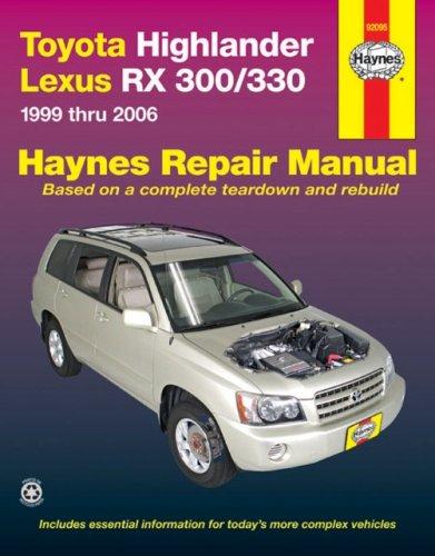 toyota-highlander-and-lexus-rx-330-1999-2006