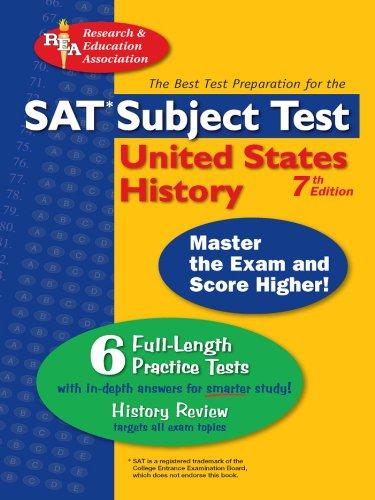 Ph.D., Michelle DenBeste, Ph.D., R. Lettieri  Gary Land - SAT United States History