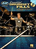 img - for Essential Drumset Fills BK/CD by Bowders, Jeff (January 1, 2009) Paperback book / textbook / text book