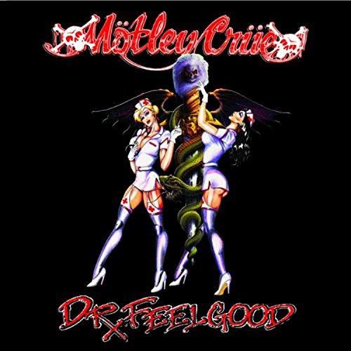 Mötley Crüe - Postcard Dr Feelgood
