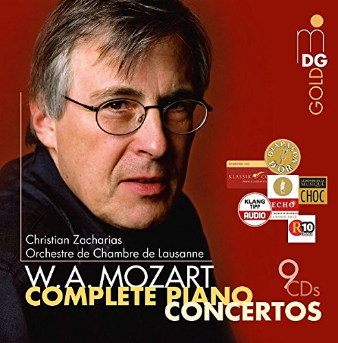 Mozart: Concertos pour piano - Page 7 51f9iszZnbL