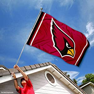 Arizona Cardinals Large NFL 3x5 Flag by Sports Flags and Pennants Co.