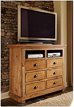 6-Drawer Media Chest