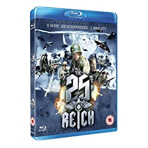 25th Reich [Blu-ray] [Import anglais]