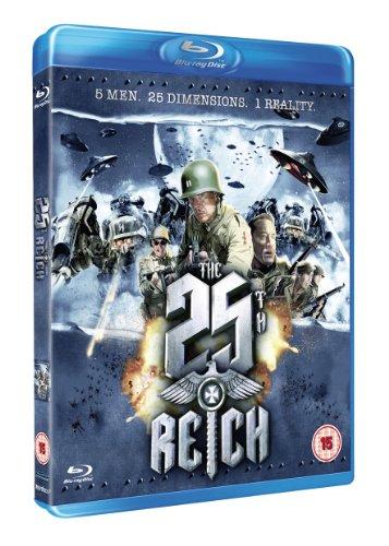 25th Reich Blu-ray