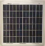 Solartec S01PC-15, 12 Volt 15 Watt Polycrystalline Solar Panel