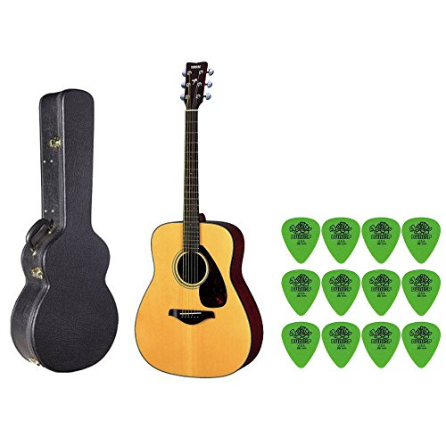 yamaha fg700s solid top acoustic guitar with yamaha. Black Bedroom Furniture Sets. Home Design Ideas
