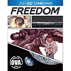 Freedom OVA Blu Ray DVD Combo Pack [Blu-ray]