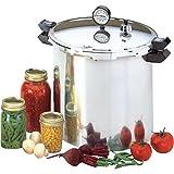 Presto 22-Quart Aluminum Pressure Cooker/Cannerby Presto