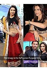 Designer Red PYORE Bollywood Replica Lehenga Choli.