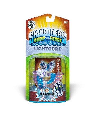 Skylanders SWAP Force Lightcore Individual Character Pack- Flashwing