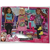 Barbie Fashionistas Outfits 2012 Rock Concert