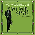 My Man, Jeeves Audiobook by P. G. Wodehouse Narrated by Jonathan Cecil