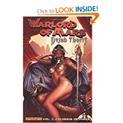 Warlord of Mars: Dejah Thoris Volume 1 - The Colossus of Mars TP by Arvid Nelson and Carlos Rafael