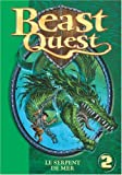 echange, troc Adam Blade - Beast Quest, Tome 2 : Le serpent de mer